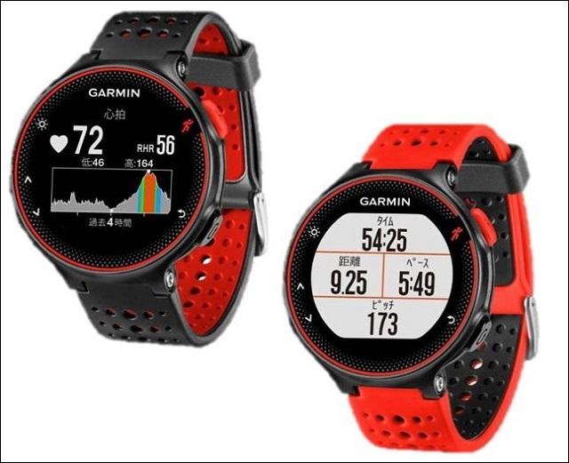 GARMIN(ガーミン) ランニングウォッチ GPS ForeAthlete 235