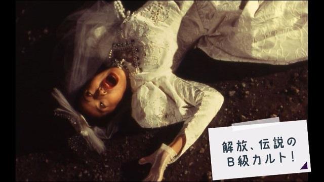 おすすめインディーズ映画3位「血を吸う宇宙」